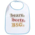 bears. beets. BSG. Bib