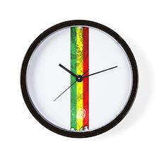 Marley flag Wall Clock