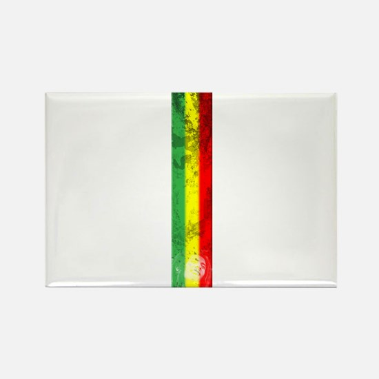 Marley flag Rectangle Magnet