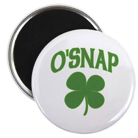 O'Snap Irish Magnet