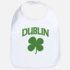 Dublin Irish Shamrock Bib