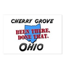 cherry grove ohio - been there, done that Postcard