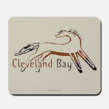 Cleveland Bay Horse Mousepad