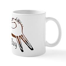 Cleveland Bay Horse Mug