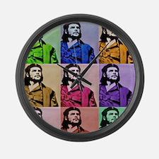 """Che art"" Large Wall Clock"