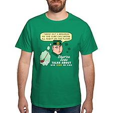 JANITOR JOHN SPD PLANS T-Shirt