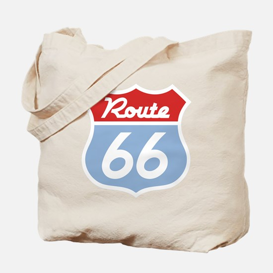 Route 66 -Diner Tote Bag