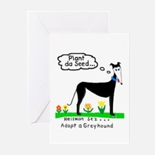 PLANT DA SEED GREETING CARDS (Pk of 10)