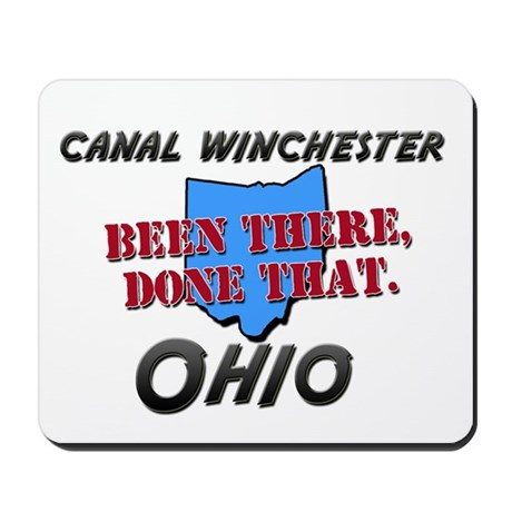 canal winchester ohio - been there, done that Mous