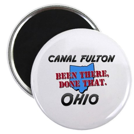 "canal fulton ohio - been there, done that 2.25"" Ma"