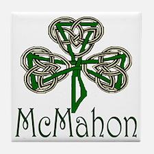 McMahon Shamrock Tile Coaster