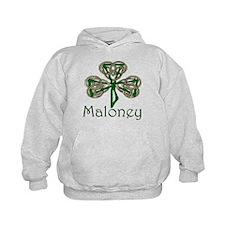 Maloney Shamrock Hoodie