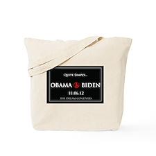 oddFrogg Obama Biden 2012 Tote Bag