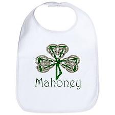 Mahoney Shamrock Bib