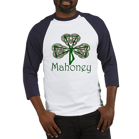 Mahoney Shamrock Baseball Jersey