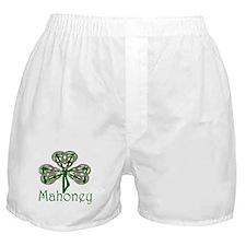 Mahoney Shamrock Boxer Shorts