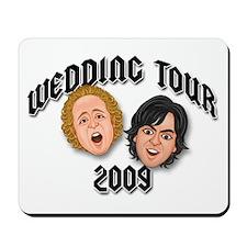 JEFFSTER! Wedding Tour Mousepad