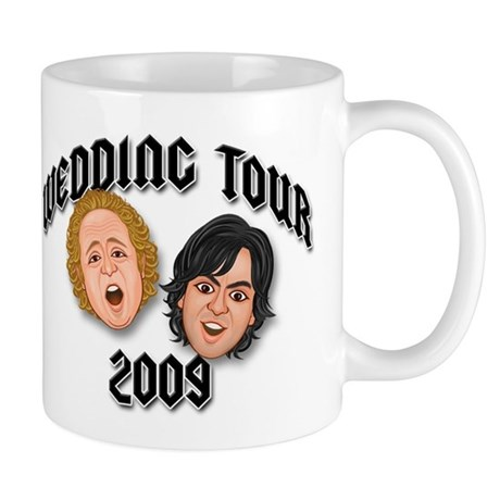 JEFFSTER! Wedding Tour Mug