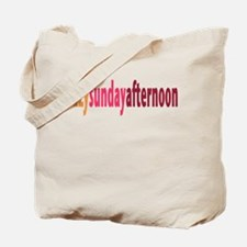 Cute Afternoon Tote Bag