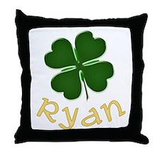 Ryan Irish Throw Pillow