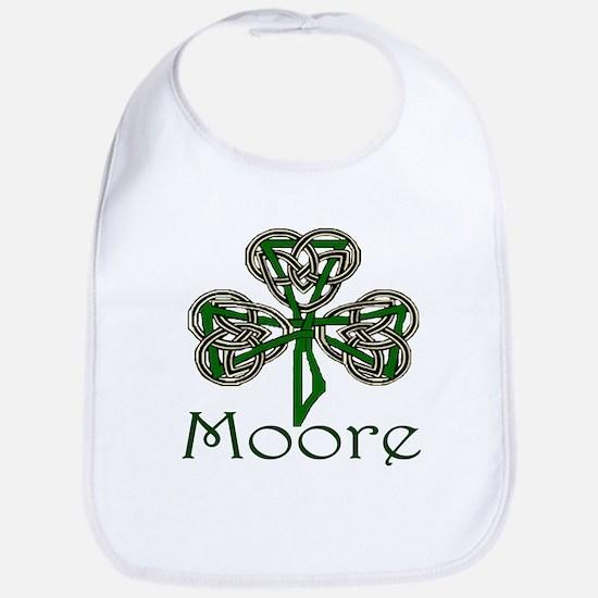 Moore Shamrock Bib