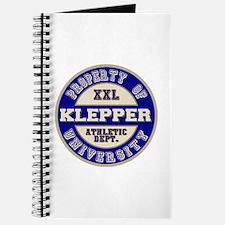 Klepper Athletic Department Journal