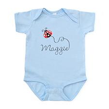 Ladybug Maggie Infant Bodysuit