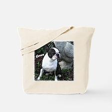 Cosmo in Garden Tote Bag