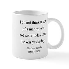 Abraham Lincoln 33 Mug