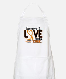 Needs A Cure 2 KIDNEY CANCER BBQ Apron