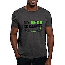 Lymphoma Hero Grandma T-Shirt