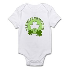 My First St. Patrick's Day Infant Bodysuit