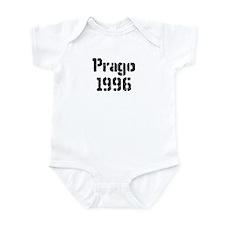Prague, Czechoslovakia 1996 Infant Bodysuit