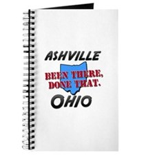 ashville ohio - been there, done that Journal