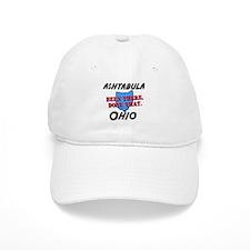 ashtabula ohio - been there, done that Baseball Cap