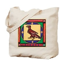 Bird of Prey Birding Tote Bag