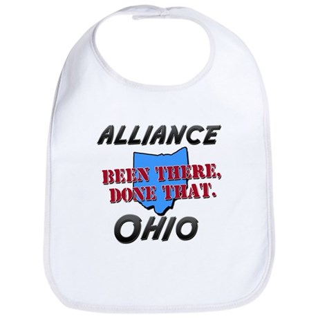 alliance ohio - been there, done that Bib