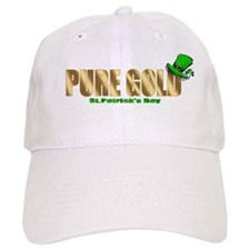 Irish Pure Gold Baseball Baseball Cap