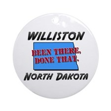 williston north dakota - been there, done that Orn