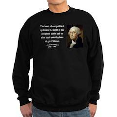 George Washington 5 Sweatshirt