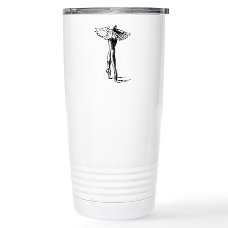 Ballet Stainless Steel Travel Mug