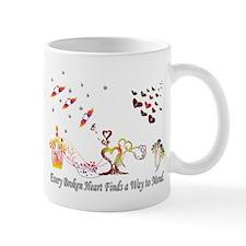 Hearts & Wings Mug