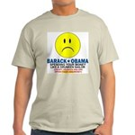 Obama Spending Light T-Shirt
