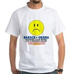 Obama Spending White T-Shirt