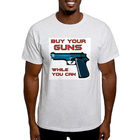 GUN MAN Light T-Shirt
