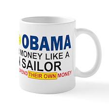 Obama Spending Mug