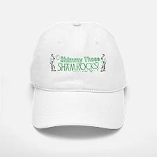 Irish David Shamrock Baseball Baseball Cap