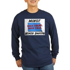 minot north dakota - been there, done that T