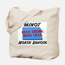 minot north dakota - been there, done that Tote Ba