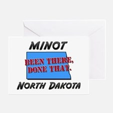 minot north dakota - been there, done that Greetin